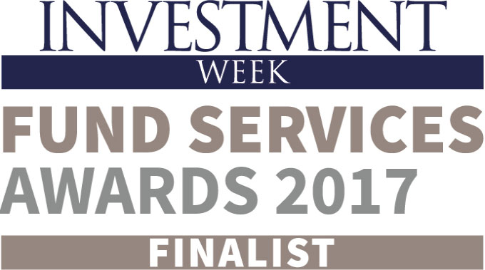 investment week award logo