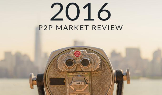 UK P2P Lending market: a review of 2016