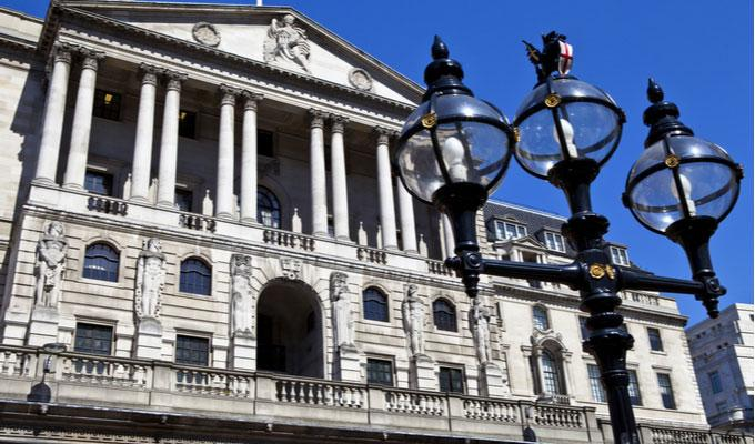 Bank of England cut interest rates